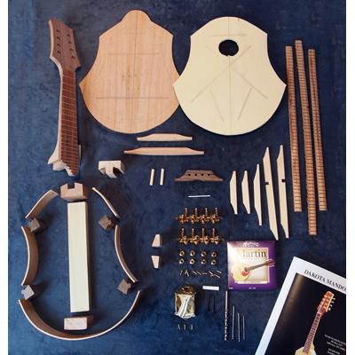 Dakota mandolin kit musicmakers dakota mandolin kit solutioingenieria Image collections