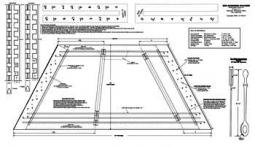 Mini Hammered Dulcimer Plan Download Musicmakers